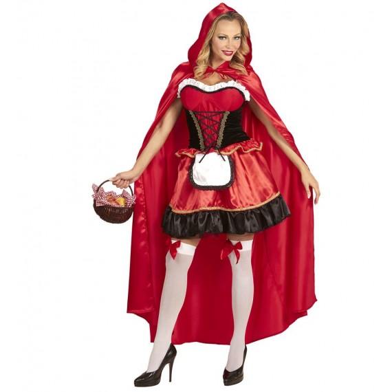 Disfraz de Caperucita Roja para Adultos