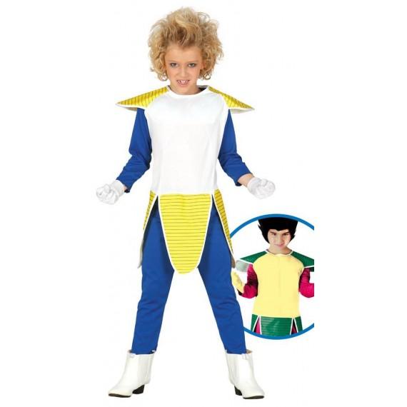 Disfraz de Samurái Espacial Infantil