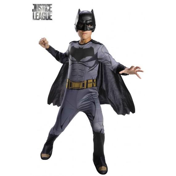Disfraz de Batman de La Liga de la Justicia Infantil