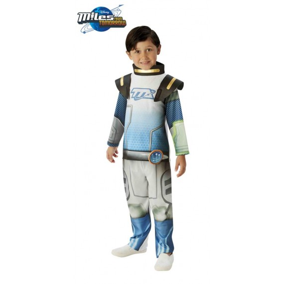Disfraz de Miles Deluxe Infantil