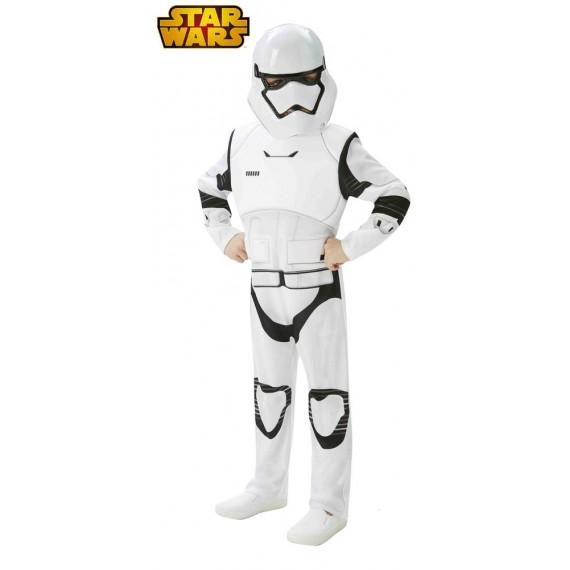 Disfraz de Stormtrooper Deluxe de Star Wars Infantil