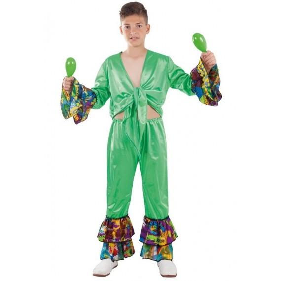 Disfraz de Rumbero Infantil