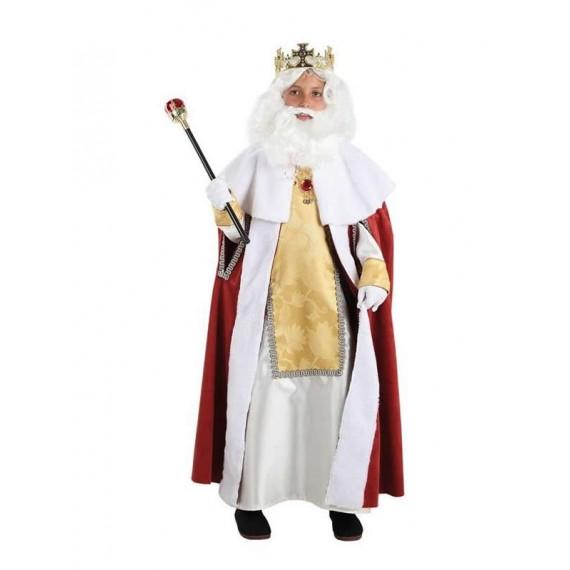 Disfraz de Rey Melchor Infantil