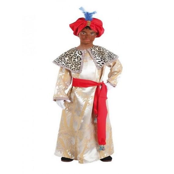 Disfraz de Rey Baltasar Infantil