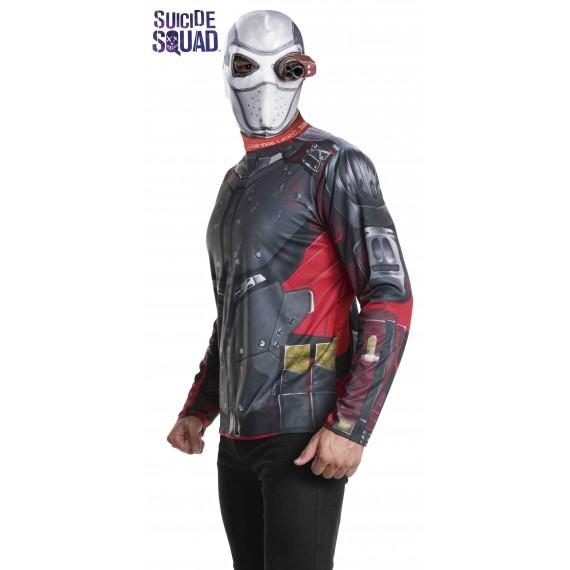 Disfraz de Deadshot de Escuadrón Suicida para Adulto