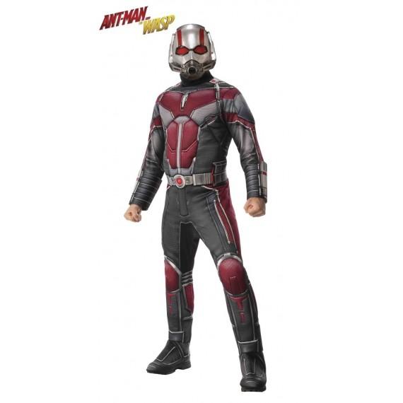 Disfraz de Ant-Man Deluxe de Ant-Man y La Avispa para Adultos