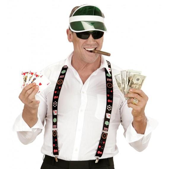 Tirantes de Póker para Adulto