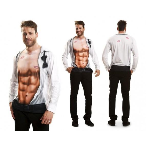 Camiseta de Chico Sexy para Adulto