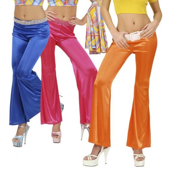 Pantalón Acampanado Varios Colores para Adulto