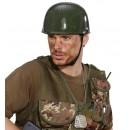 Collar de Soldado con Placas para Adulto