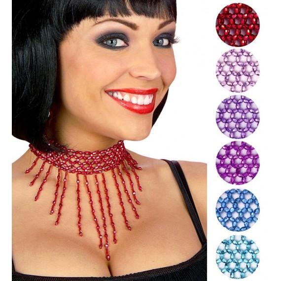 Colgantes con Perlas en 6 colores Surtidos para Adulto