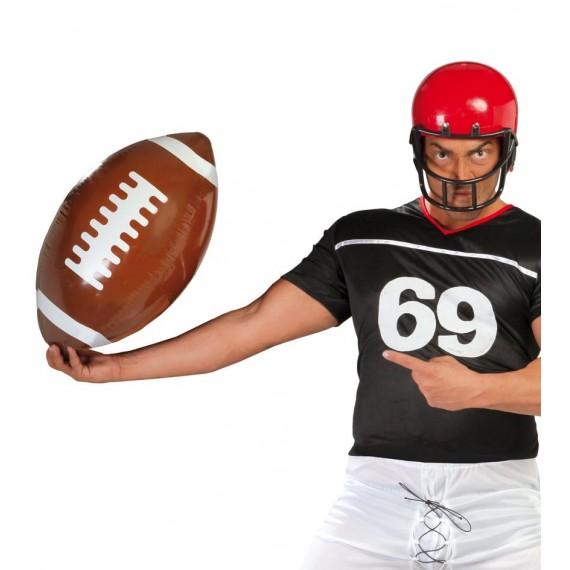 Balón de Fútbol Americano Hinchable de 40 Centímetros