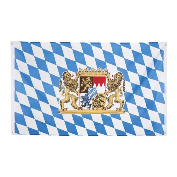 Bandera de Baviera para Oktoberfest de 90 x 150 Centímetros