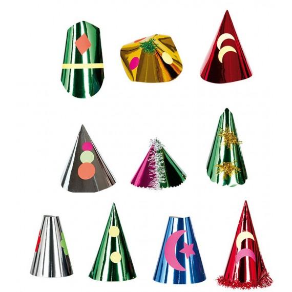 Sombrero de 25 cms Varios Modelos