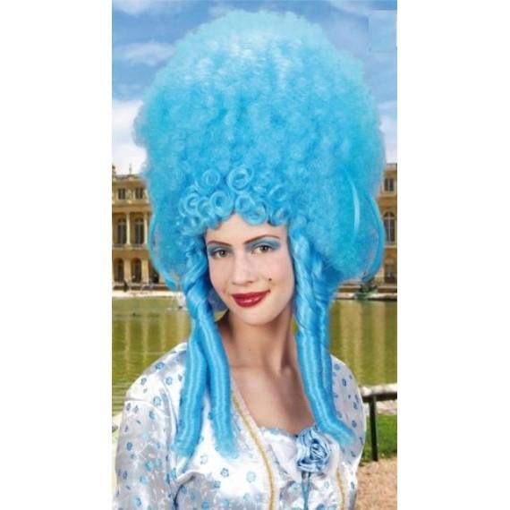 Peluca Azul de Madame Bovary para Adulto