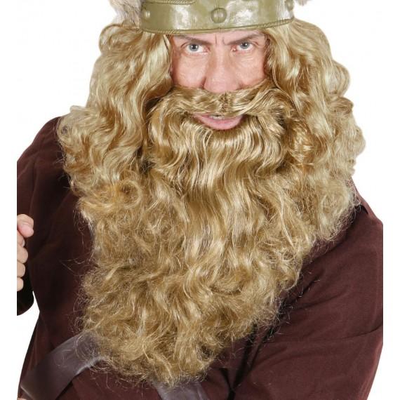 Barba Rubia Maxi para Adulto