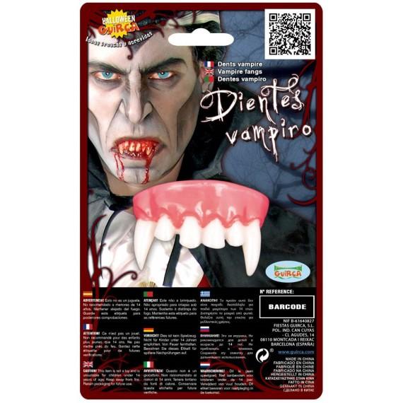 Dientes de Vampiro para Adulto