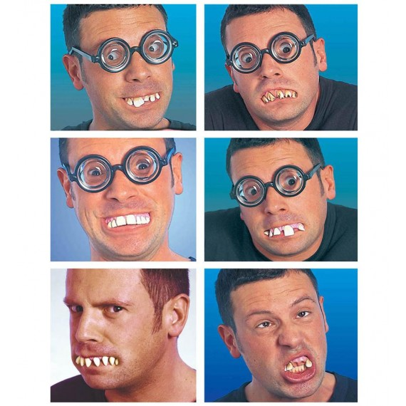 Dentadura Divertida para Adulto Varios Modelos