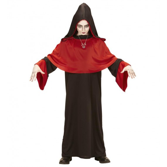 Disfraz de Demonio del Día del Juicio Final Infantil