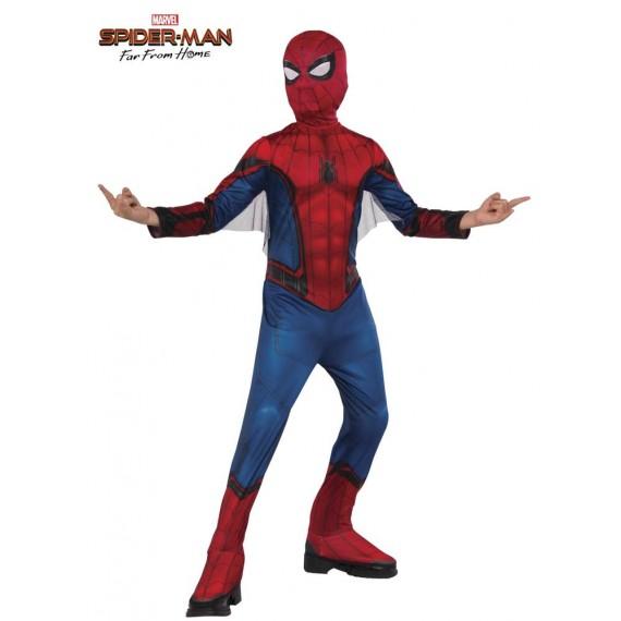 Disfraz de Spiderman Clásico de Spiderman Lejos de Casa Infantil