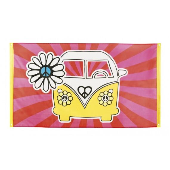 Bandera de Hippie de 90 x 150 Centímetros