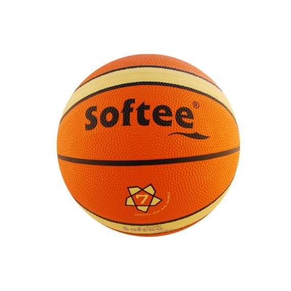 Balón para Baloncesto Senior Talla 7 de Nylon