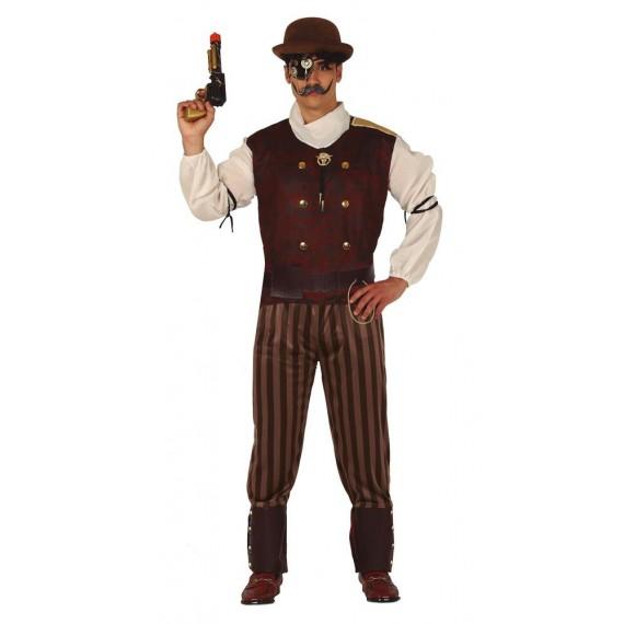 Disfraz de Steampunk para Adulto