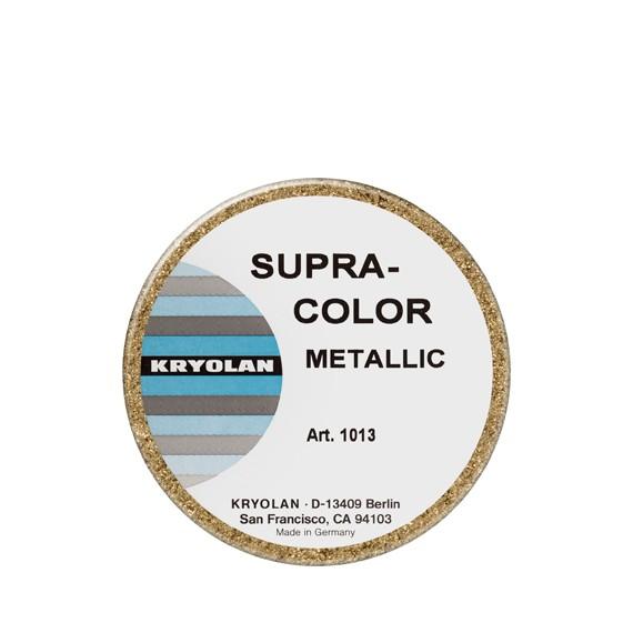 Maquillaje en Crema Supracolor Metallic de 55 Mililitros Varios Colores de Kryolan