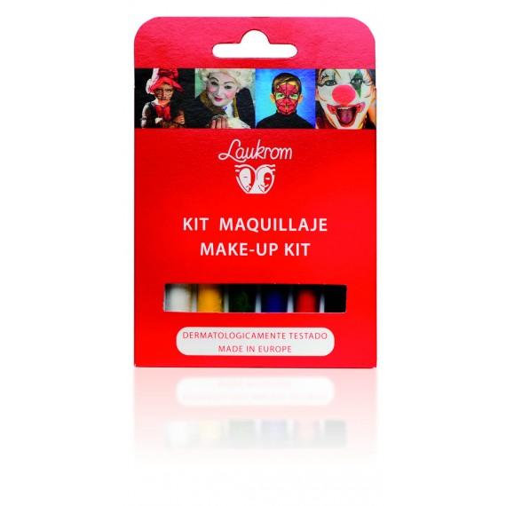 Kit de Barras de Maquillaje de 25 Gramos