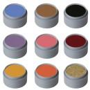 Maquillaje en Crema de 15 Mililitros Varios Colores de Grimas