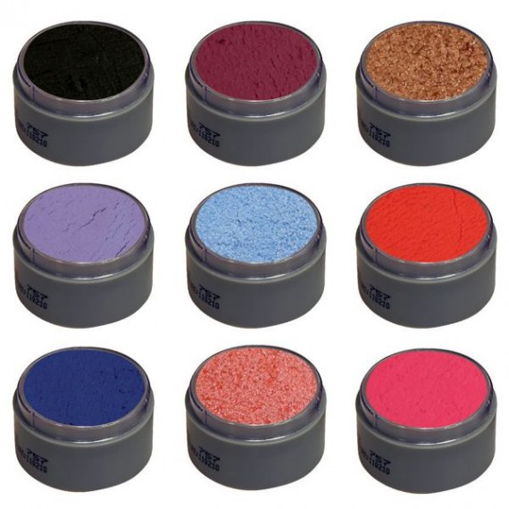 Maquillaje al Agua de 15 Mililitros Varios Colores de Grimas
