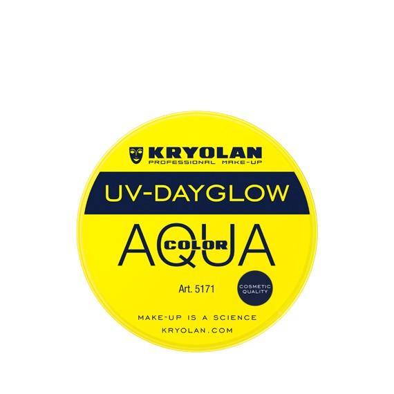 Maquillaje al Agua Aquacolor UV 8 Mililitros Varios Colores de Kryolan