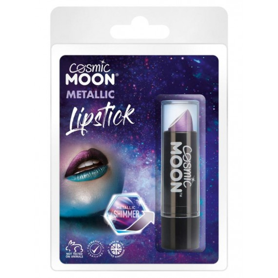 Barra de Labios Cosmic Moon Metallic de color Púrpura