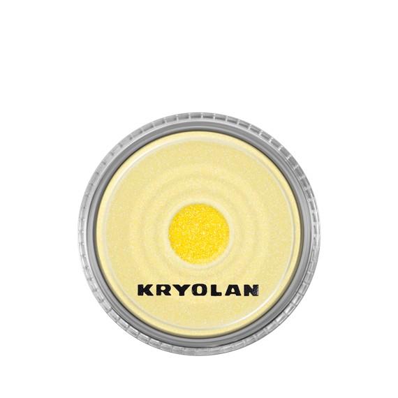 Purpurina de Poliéster Polyester Glimmer Fino de 4 Gramos Varios Colores de Kryolan