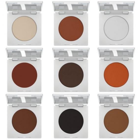 Sombra de Ojos Eye Shadow Matt de 2,5 Gramos Varios Colores de Kryolan