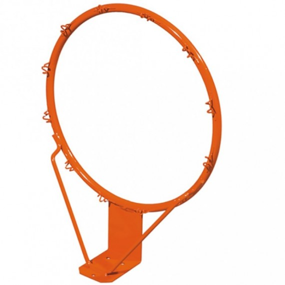 Aro de Tubo Reglamentario para Baloncesto