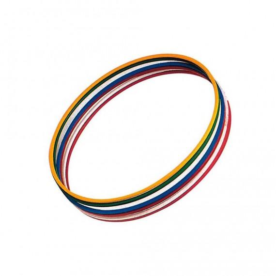 Aro de Competición Flexible de 82 Centímetros Varios Colores