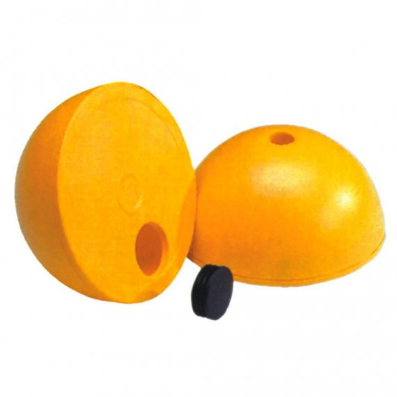 Base de Obstáculo de color Amarillo de 25 x 1600 Milímetros