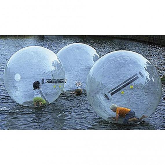 Bola Hinchable Gigante para Andar Sobre el Agua de 2 Metros