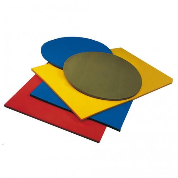 Tapiz Flotante Circular de 100 x 3 Centímetros