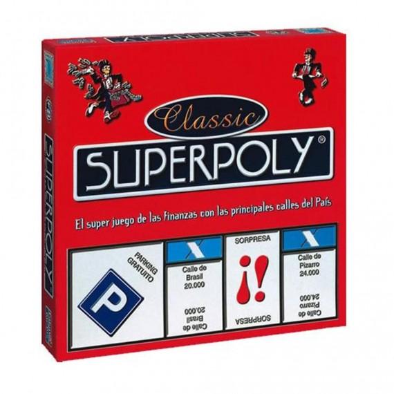 Juego de Mesa Superpoly Classic