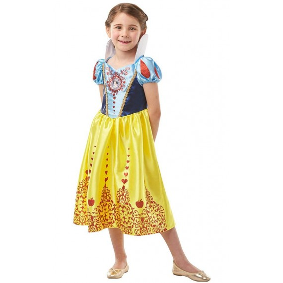 Disfraz de Blancanieves Clásica Deluxe Infantil