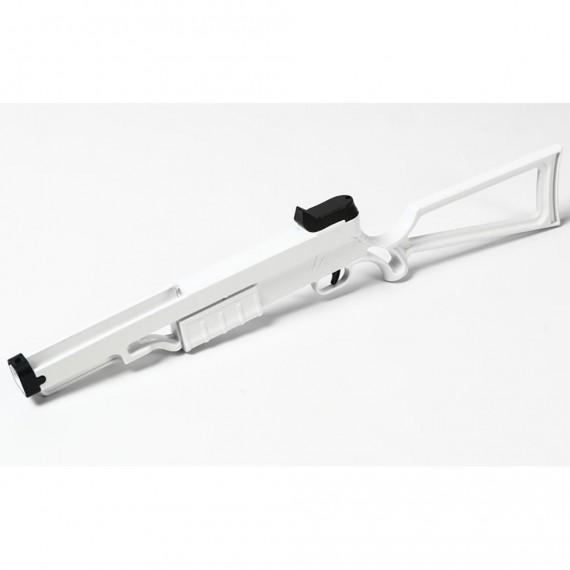 Rifle de Plástico con Visor de Alta Precisión