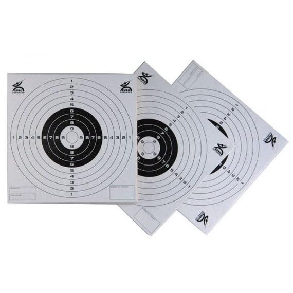 Paquete de 100 Dianas Estándar para tiro
