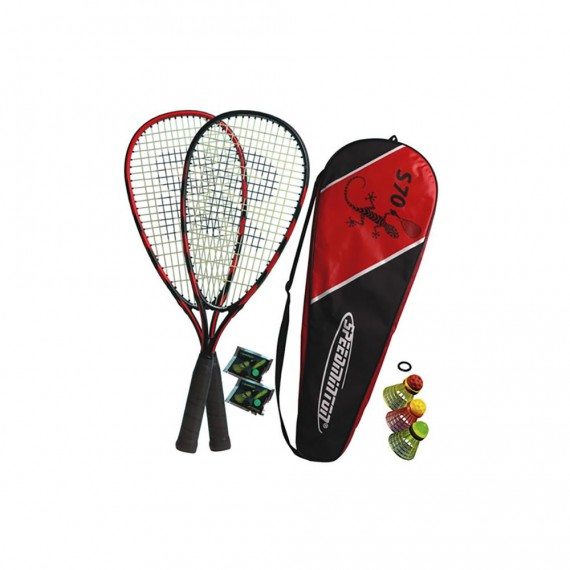 Pack de Speedminton S70