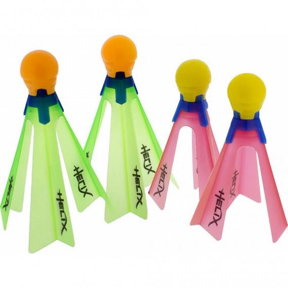 Pack de 4 Volantes para Juego Helix