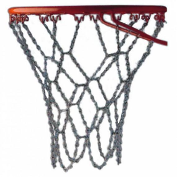 Pack de 2 Redes Metálicas para Baloncesto