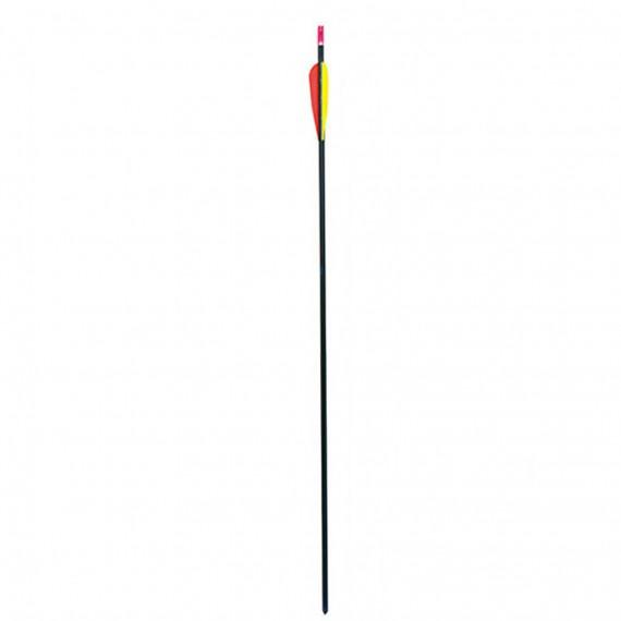 Flecha Carbono de 71 Centímetros con Punta de Aluminio