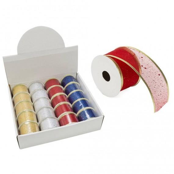 Rollo de Cinta Varios Colores de 270 x 5 Centímetros