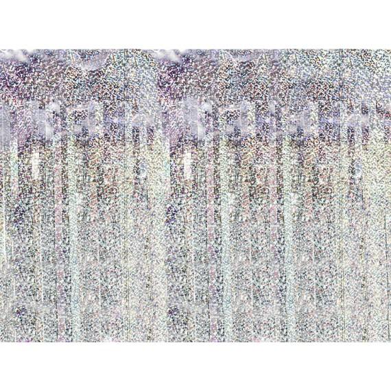 Cortina Holográfica de 90 x 250 Centímetros